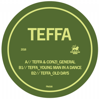 Teffa - General EP - Unearthed Sounds, Vinyl, Record Store, Vinyl Records