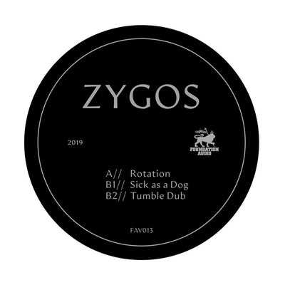 Zygos - Rotation EP - Unearthed Sounds, Vinyl, Record Store, Vinyl Records