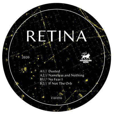 Retina - Dusted EP - Unearthed Sounds, Vinyl, Record Store, Vinyl Records