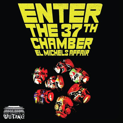 El Michels Affair - Enter The 37th Chamber [Gold Vinyl LP] - Unearthed Sounds