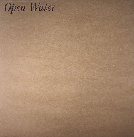 Various Artists 'Open Water'