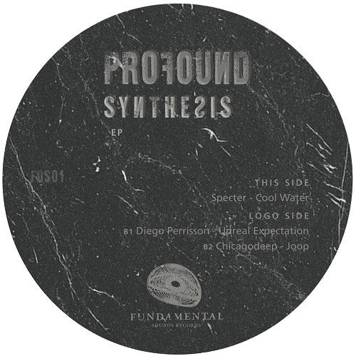 Various Artists - Profound Synthesis , Vinyl - Fundamental Sounds, Unearthed Sounds