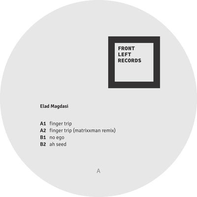 Elad Magdasi - Front Left Records 01 [w/ Matrixxman Remix]