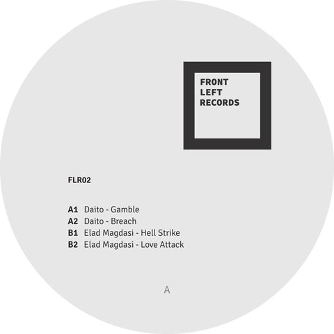 Daito / Elad Magdasi - Front Left Records 02
