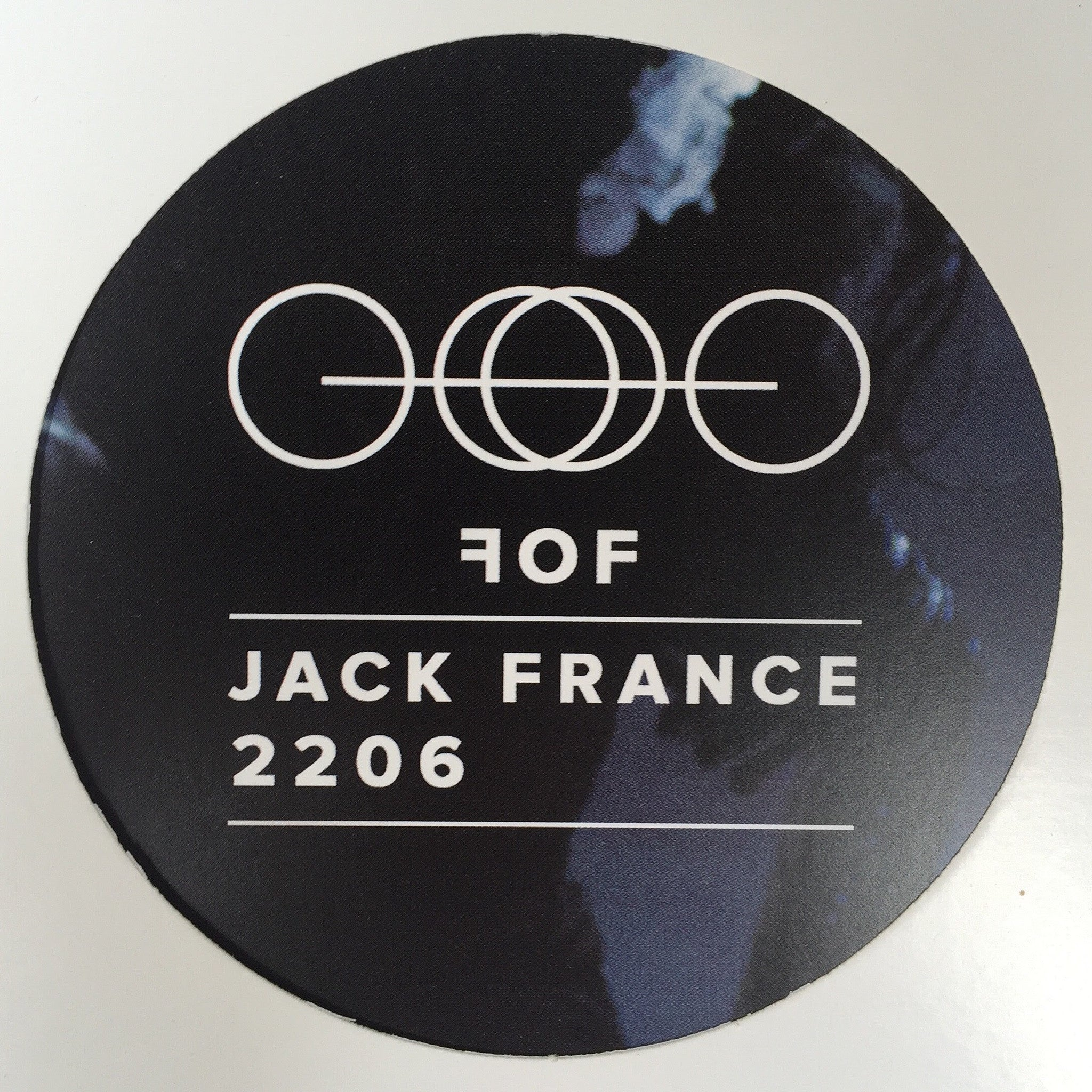Jack France - 2206 , Vinyl - Four on Four, Unearthed Sounds