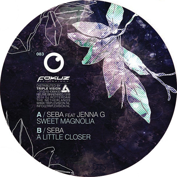 Seba - Sweet Magnolia EP - Unearthed Sounds