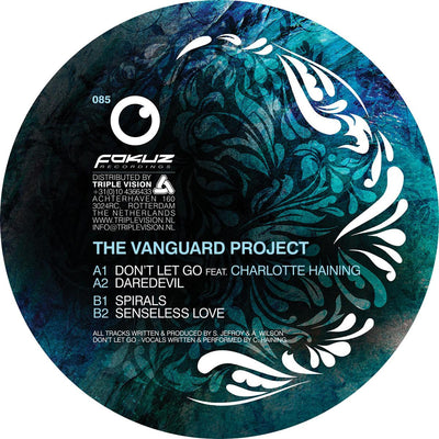 The Vanguard Project - Daredevil EP , Vinyl - Fokuz Recordings, Unearthed Sounds