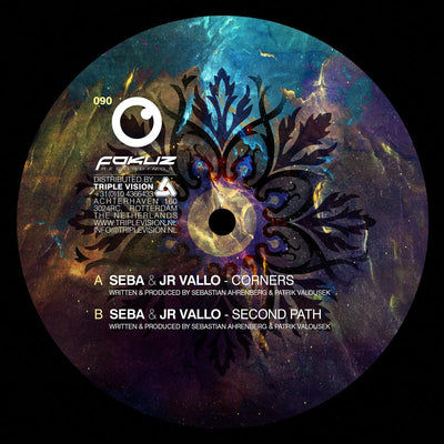 Seba & Jr Vallo - Corners / Second Path