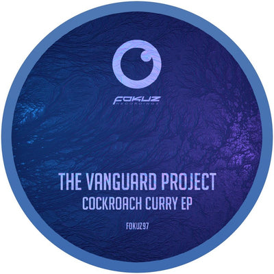 The Vanguard Project - Cockroach Curry EP