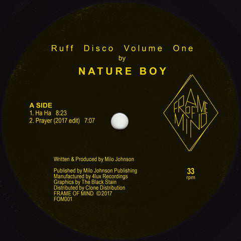 Nature Boy -  Ruff Disco Volume One