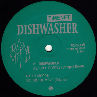 Timenet - Dishwasher - Unearthed Sounds