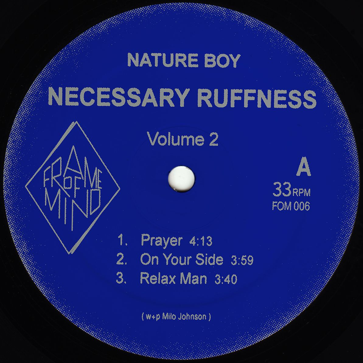 Nature Boy - Necessary Ruffness Vol. 2