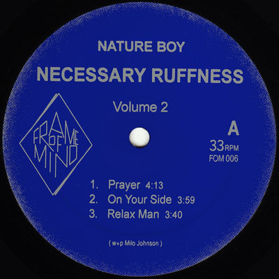 Nature Boy - Necessary Ruffness Vol. 2 - Unearthed Sounds