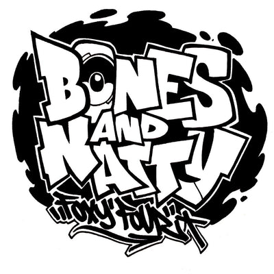Bones & Natty - Pow / Thunder - Unearthed Sounds