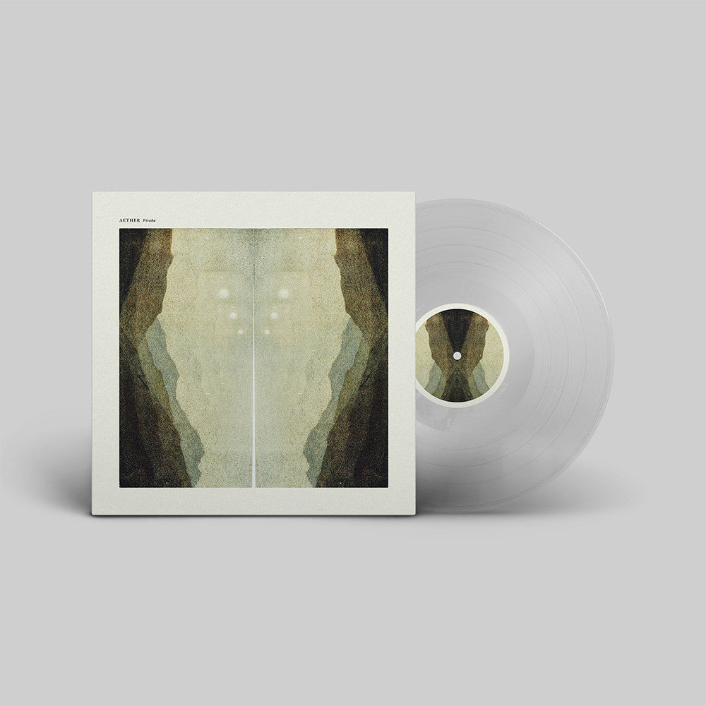 "Aether - Viraha [Transparent 12"" Vinyl] , Vinyl - Fent Plates, Unearthed Sounds"
