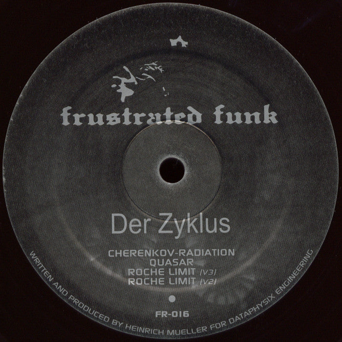 Der Zyklus - Cherenkov Radiation , Vinyl - Frustrated Funk, Unearthed Sounds