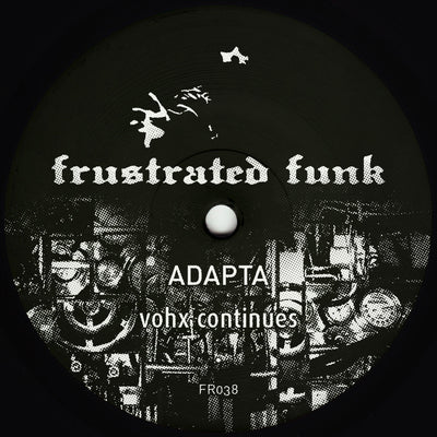 Adapta - Vohx Continues - Unearthed Sounds, Vinyl, Record Store, Vinyl Records