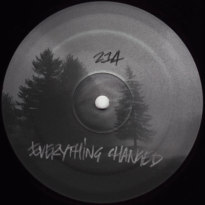 214 - Everything Changed - Unearthed Sounds, Vinyl, Record Store, Vinyl Records