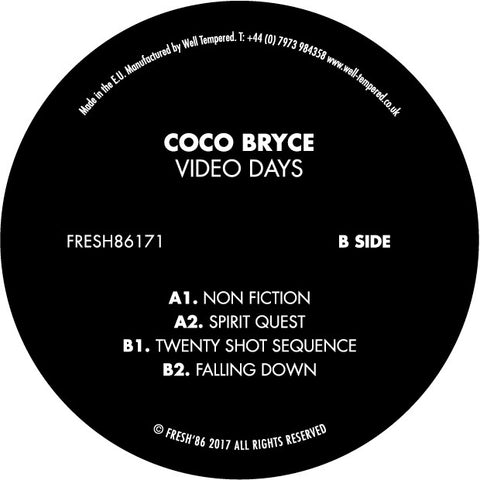Coco Bryce - Video Days