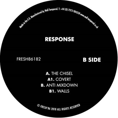 Response & Pliskin - The Chisel - Unearthed Sounds