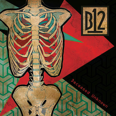 B12 - Deceased Unknown , Vinyl - FireScope Records, Unearthed Sounds