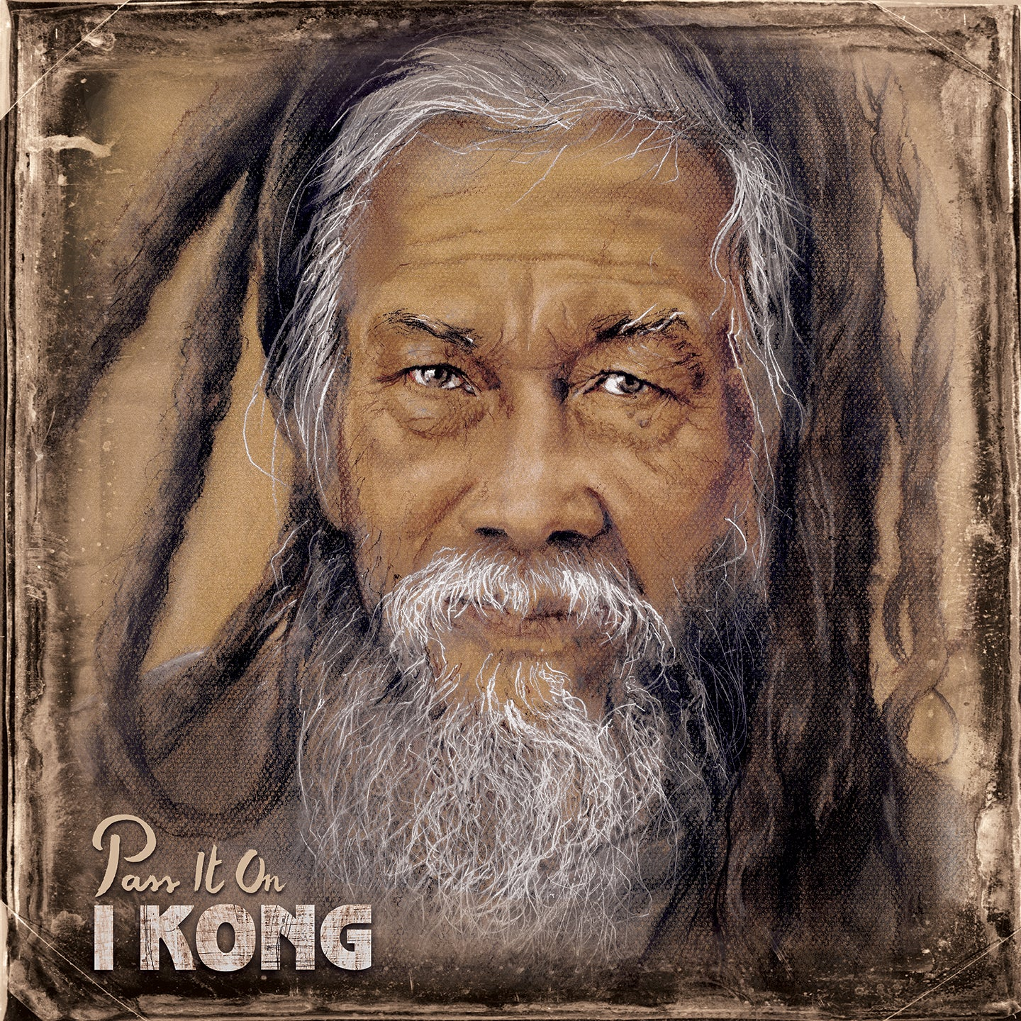 I Kong - Pass It On [Vinyl LP]