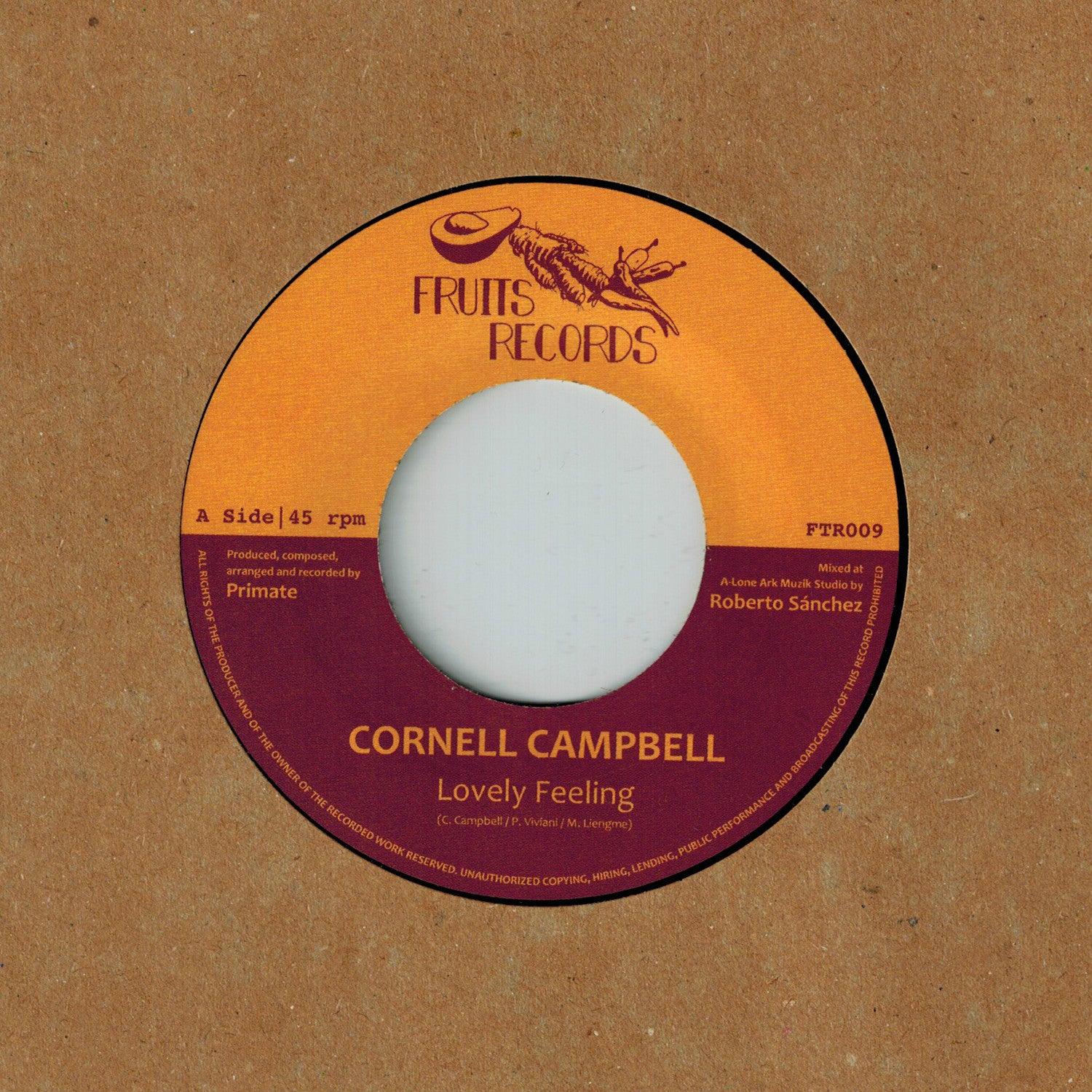 Cornell Campbell - Lovely Feeling