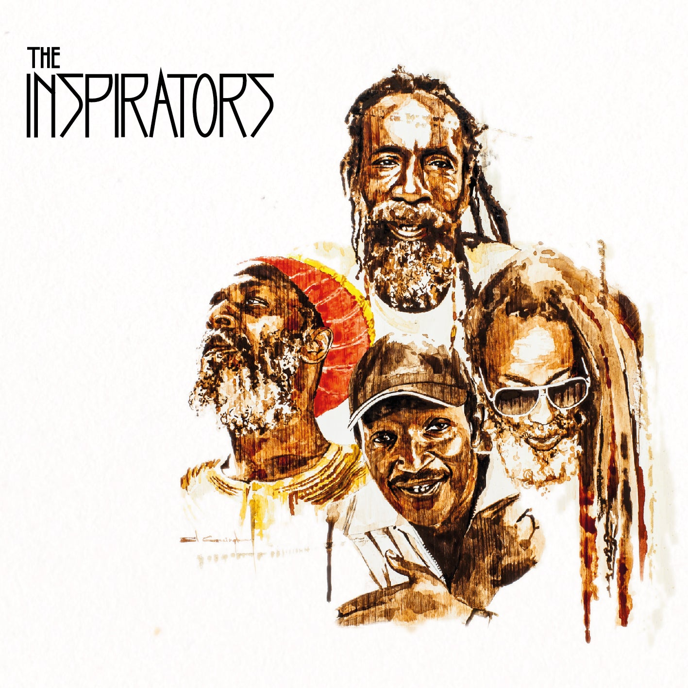 The Inspirators - The Inspirators [CD Version]