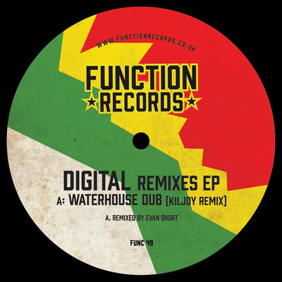 Digital - Remixes EP - Unearthed Sounds