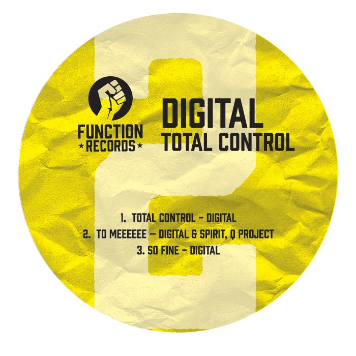 Digital - Total Control LP Pt. 2