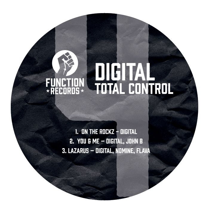 Digital - Total Control LP Pt. 4