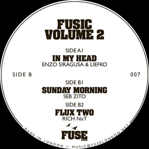 Various Artists - Fusic Volume 2