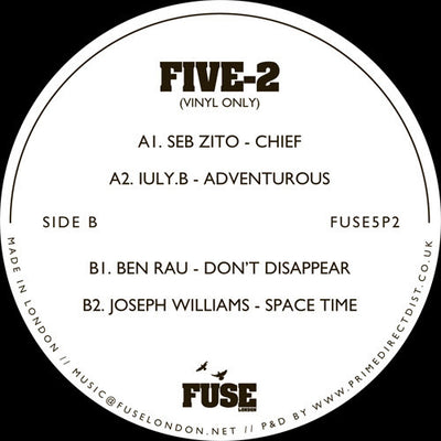 Various Artists - FIVE - 2 - Unearthed Sounds