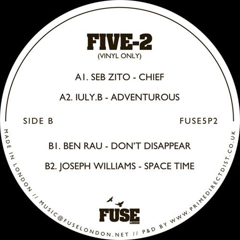 Various Artists - FIVE - 2