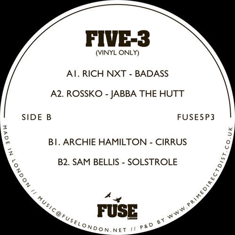 Various Artists - FIVE - 3