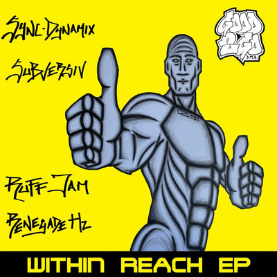 Various Artists - Within Reach EP - Unearthed Sounds, Vinyl, Record Store, Vinyl Records