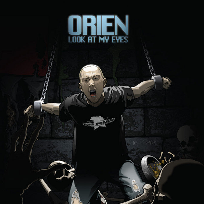 Orien - Look at My Eyes - Unearthed Sounds