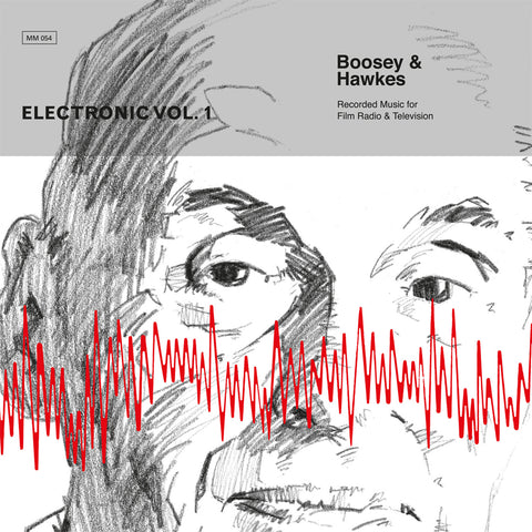 Tod Dockstader - Electronic Vol 1: Recorded Music For Film Radio & Television