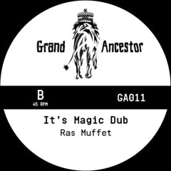 Ras Muffet - Roots Attack Dub / It's Magic Dub