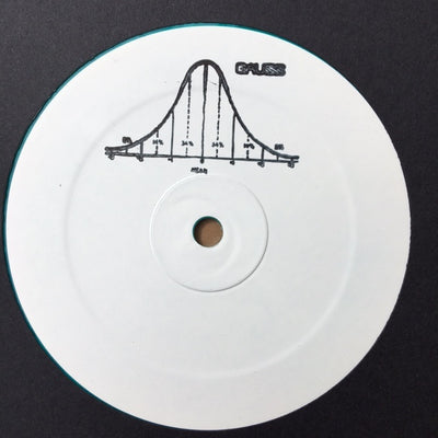 Gauss - Resonator EP [Ltd Green Vinyl] - Unearthed Sounds