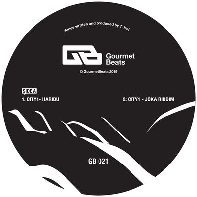 CITY1 - Tribal Connection EP - Unearthed Sounds, Vinyl, Record Store, Vinyl Records