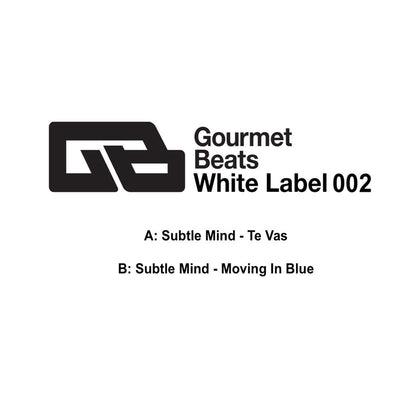 Subtle Mind - Gourmet Beats White Label 002