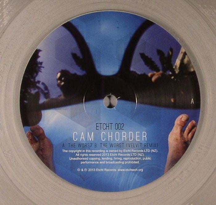 Cam Chorder - The Worst - Unearthed Sounds