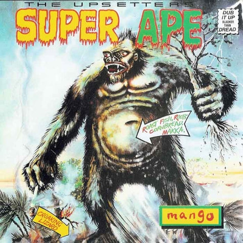 Lee Scratch Perry & The Upsetters - Super Ape [LP]