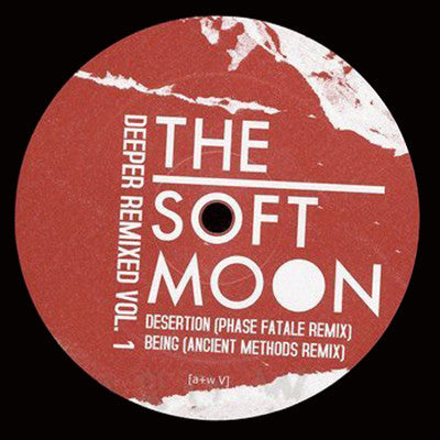 The Soft Moon - Deeper Remixed, Vol. 1 - Unearthed Sounds, Vinyl, Record Store, Vinyl Records