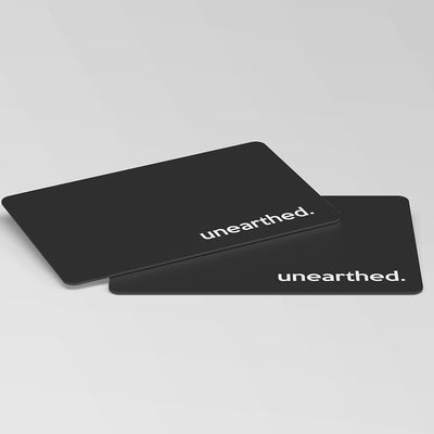 UE Gift Card - Unearthed Sounds
