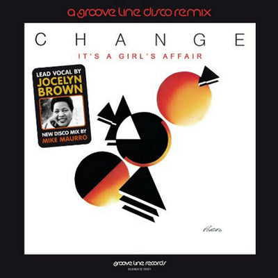 Change - It's A Girl's Affair (Mike Maurro Disco Remix) / Searching (Mike Maurro Disco Remix) , Vinyl - Groove Line, Unearthed Sounds