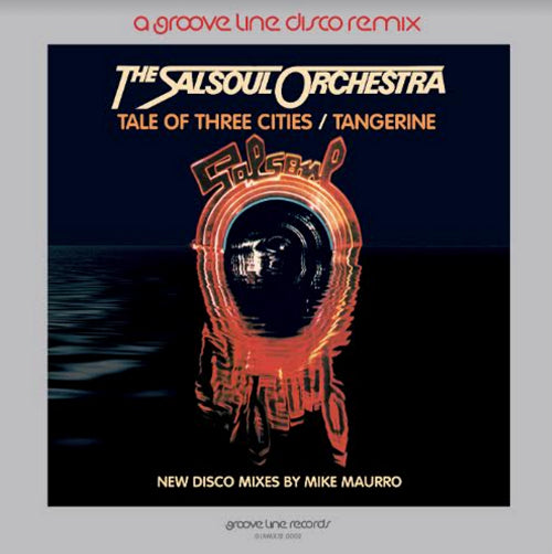 The Salsoul Orchestra - Tale of Three Cities , Vinyl - grooveline, Unearthed Sounds