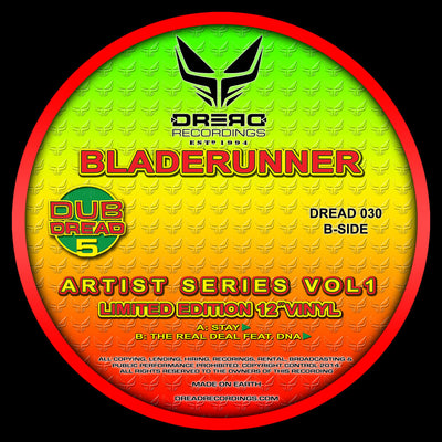 Bladerunner - Dub Dread 5: Artist Series Vol. 1 - Unearthed Sounds