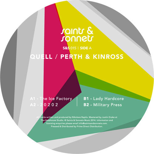 Quell - Perth & Kinross - Unearthed Sounds